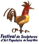 07-Info-organismes - Lancement de la programmation de la troisième édition du Festival de sculptures d'art populaire de Saint-Ulric LOGO